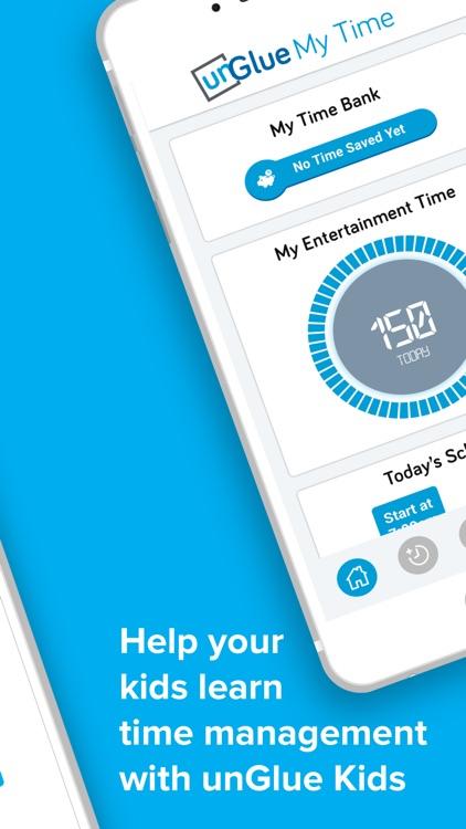 unGlue: Parental Control & Screen Time Manager screenshot-4
