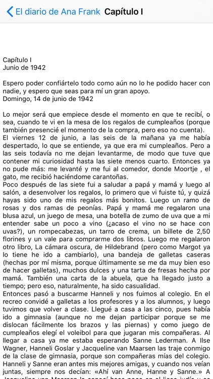 El diario de Ana Frank screenshot-4