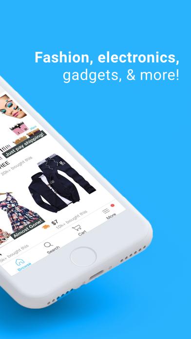 Wish - Shopping Made Fun iPhone