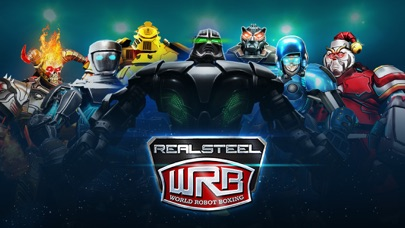 Real Steel World Robot Boxing Скриншоты3