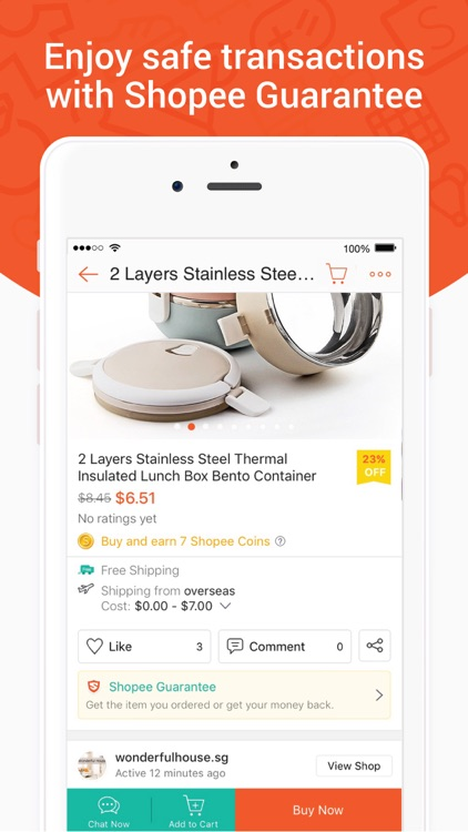 Shopee SG:Hot Deals Best Price screenshot-4