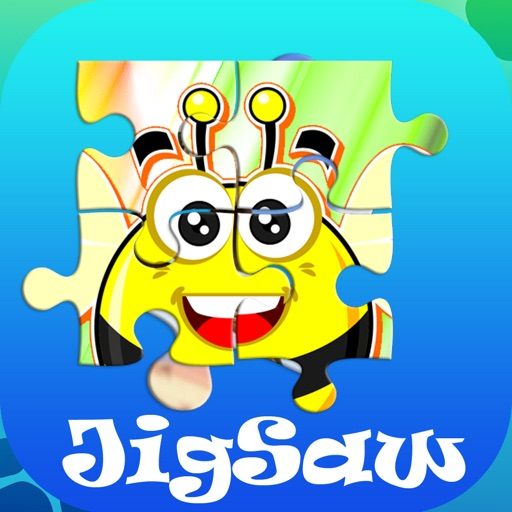 Happy Jigsaws of Animals Game