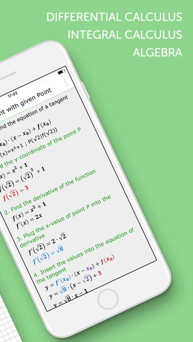 download High School Math - Calculus apps 5