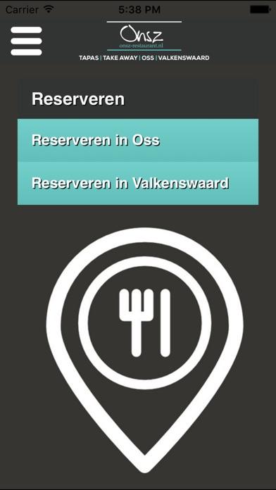 onsz restaurant | app price drops