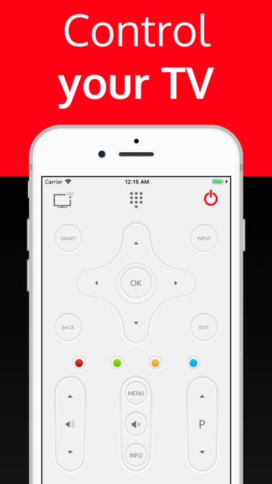 Universal remote tv smart app image