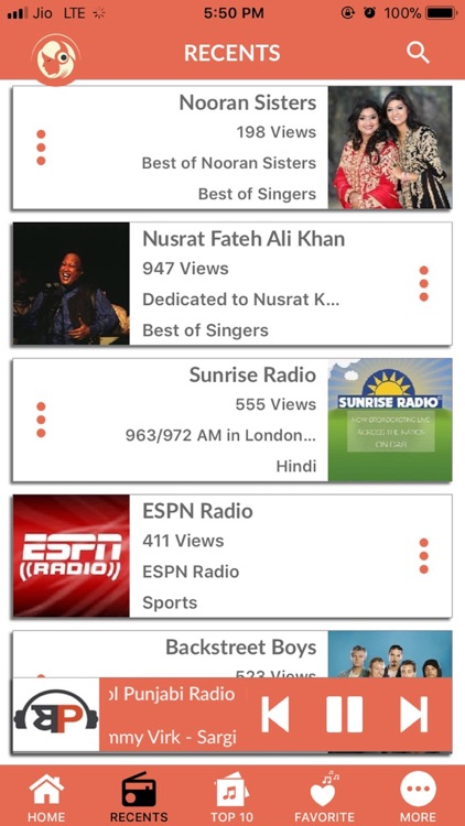 All Desi Radio screenshot-3