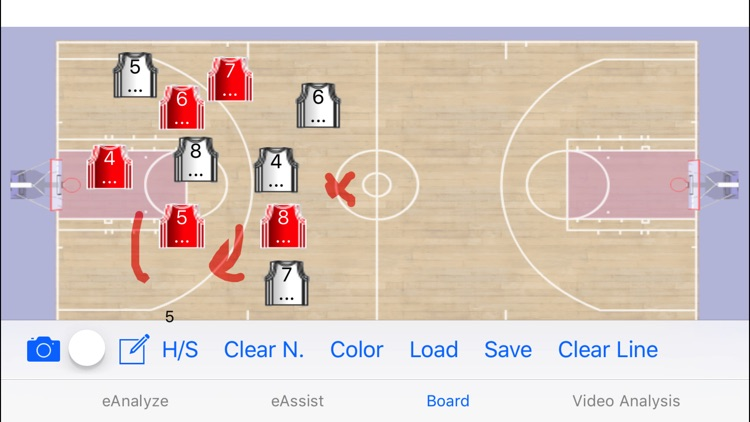 Basketball Scout screenshot-3