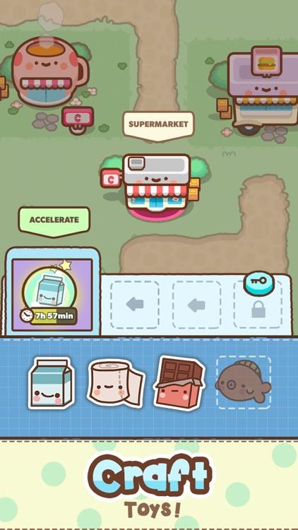 Clawbert: ToyTown screenshot-4