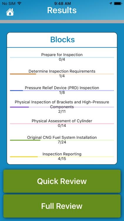 CSAT Practice Exam screenshot-4
