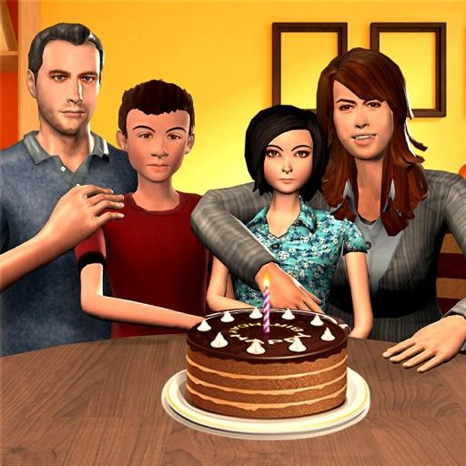 Мама виртуальный семья имитато
