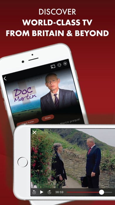 Acorn Tv App Reviews - User Reviews of Acorn Tv