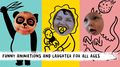 CHOMP by Christoph Niemann - funny video stories for kids Screenshot 5