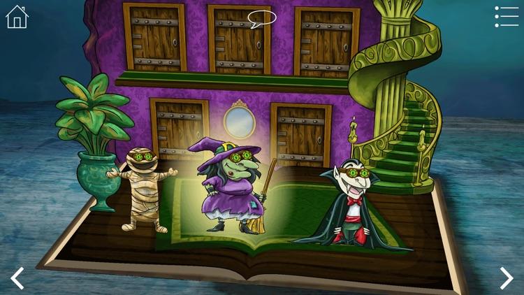 Haunted House Activity Book screenshot-4