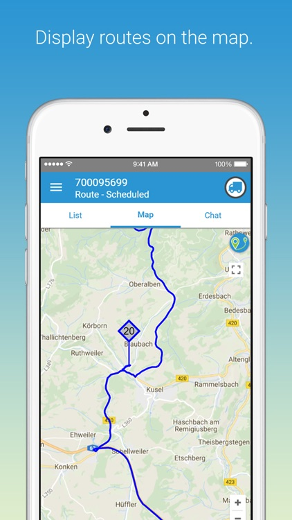 Connect Transport screenshot-3