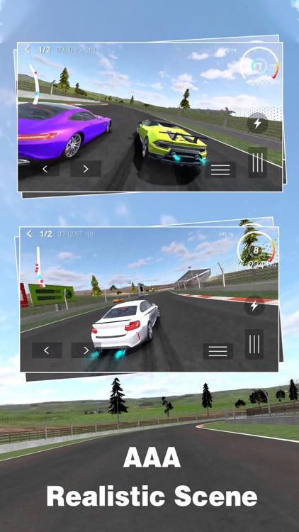 Racing Liberty screenshot-0