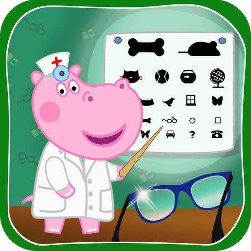Игра Больница: Доктор Окулист
