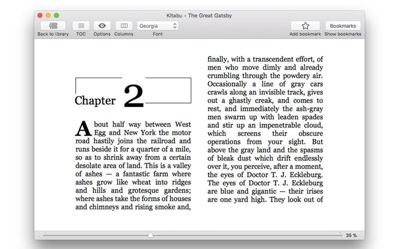 Kitabu Screenshot