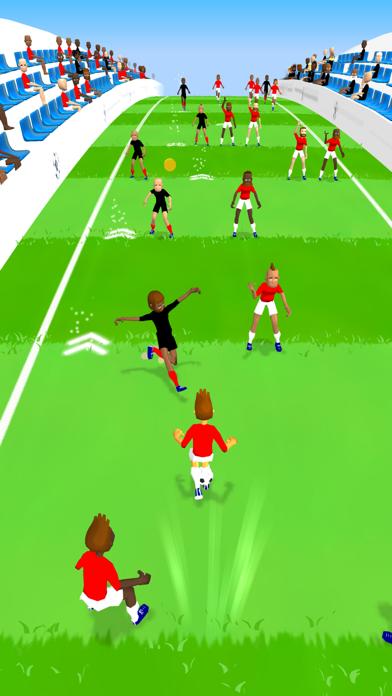 Soccer Rebel screenshot 1