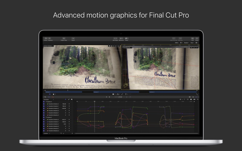 Motion DMG Cracked for Mac Free Download