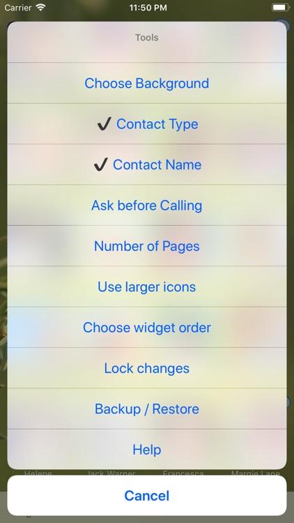 QuickContact - One Touch Call screenshot-4