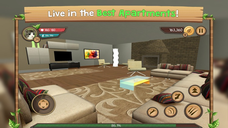 Cat Sim Online: Play With Cats screenshot-1