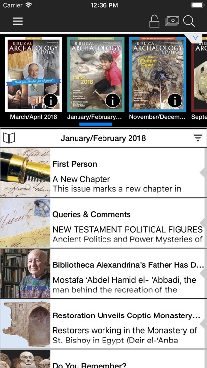Biblical Archaeology Review screenshot-4