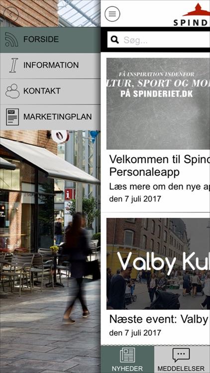 Spinderiet Personaleapp By Centerforeningen Spinderiet Fmba
