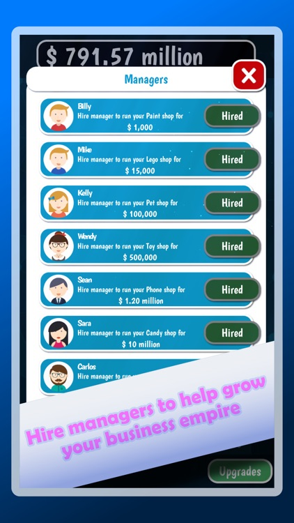 Business Tycoon Idle Clicker