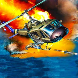 Helicopter Gunship: Air Strike