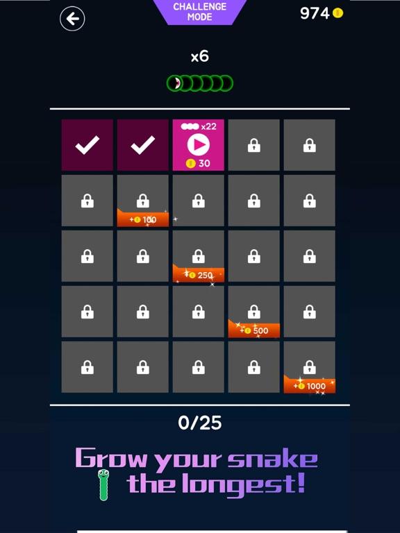 Snake Bricks-Bounce Balls screenshot 20