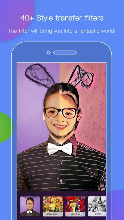 Face Morph - Visage Changer & Photo Swap Pro screenshot-3