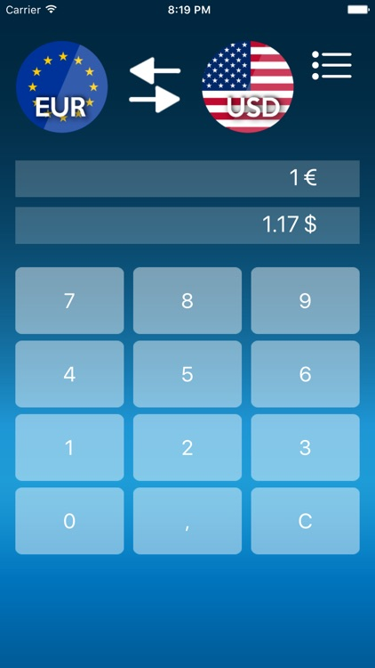 Currency Converter Premium screenshot-0