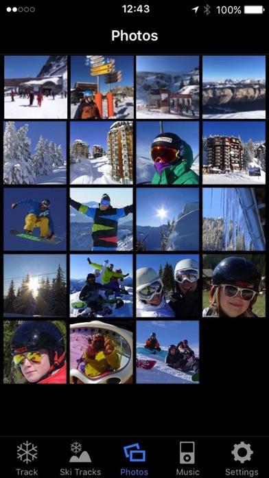 Ski Tracks app image