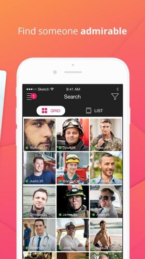 Gabbie dating app ad