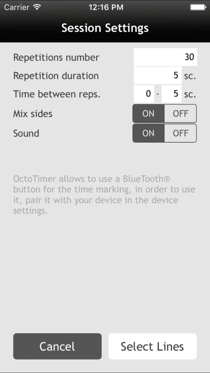 OctoTimer screenshot-0