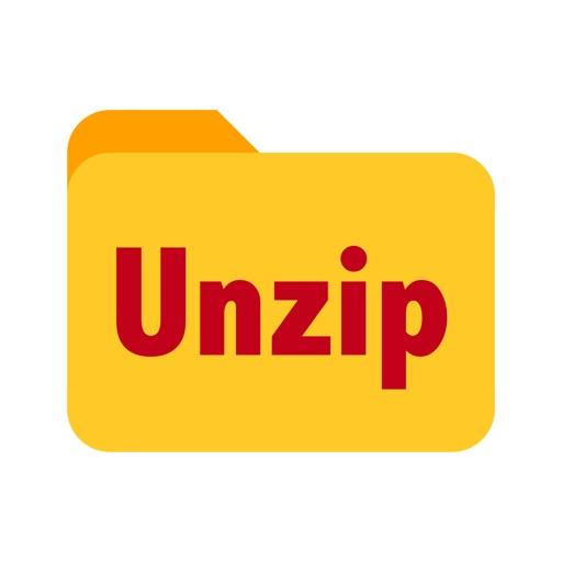 Unzip - Zip Rar File Extractor by DINH TUYEN