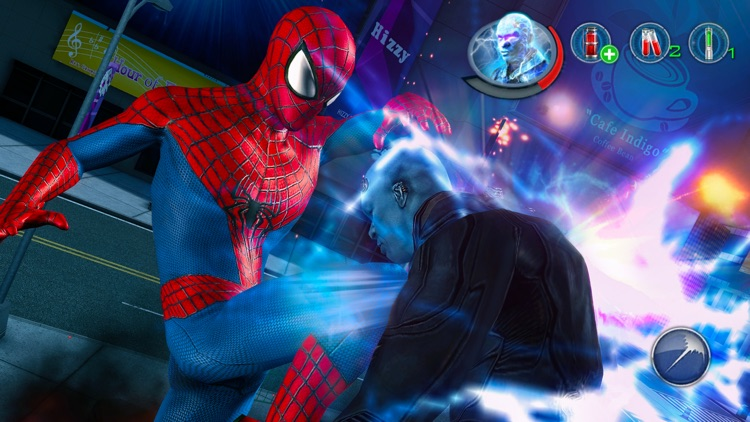 The Amazing Spider-Man 2 screenshot-4