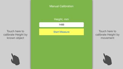 Telemeter. Distance and Height screenshot 2