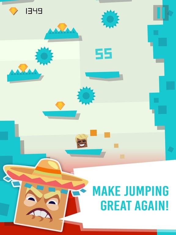 Screenshot #2 for Jumping Joe!