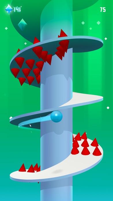 重力螺旋塔