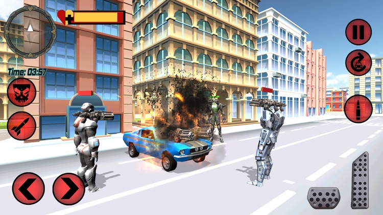 Multi Transformable Robot Hero screenshot-9