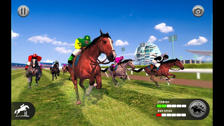 Horse Racing Championship 2018 screenshot-0