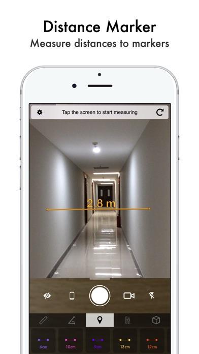 Air Touch Measure screenshot1