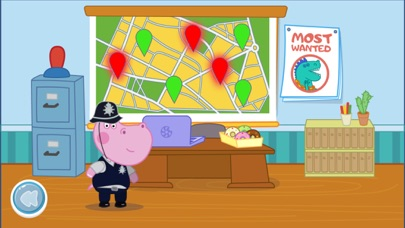 Patrulla policial de niñosCaptura de pantalla de1
