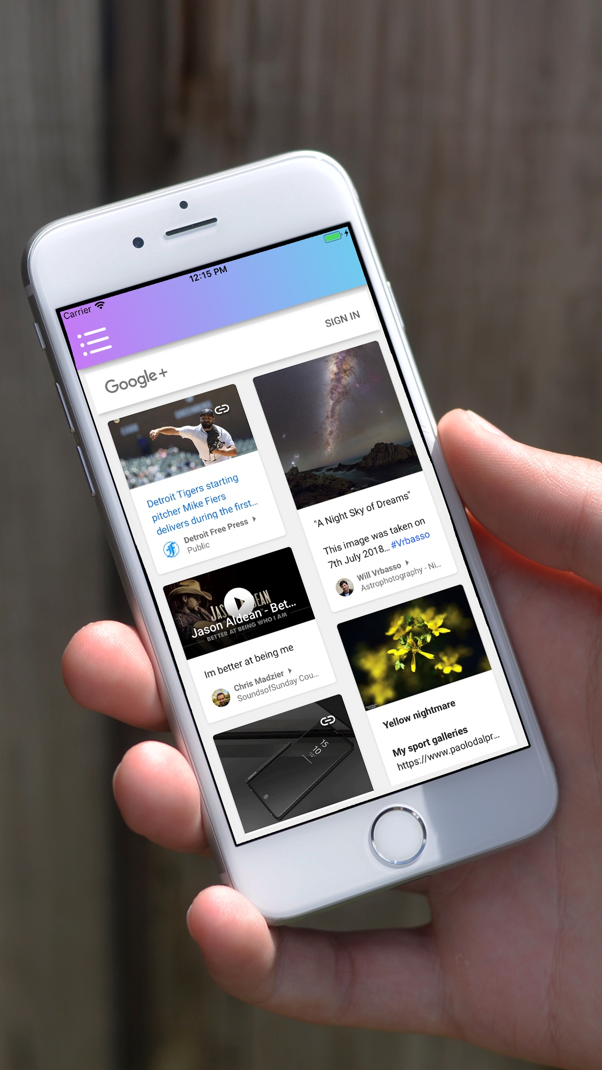 Double Social Messenger Screenshot