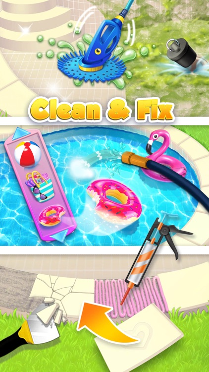 Sweet Baby Girl Cleanup 5 - No Ads screenshot-4