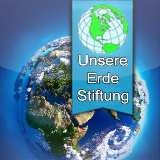 Unsere Erde - Stiftung icon