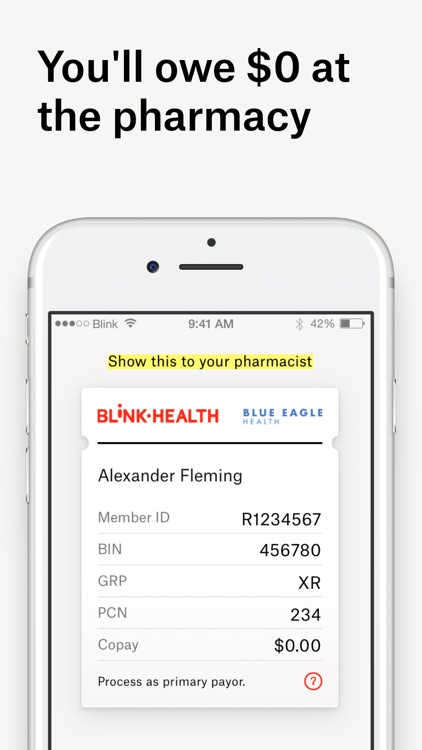 Blink Health screenshot-2