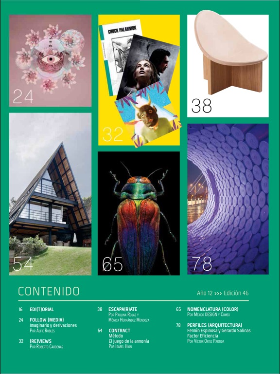 México Design Magazine screenshot 9