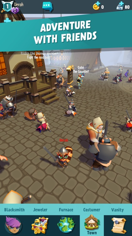 Pocket Legends Adventures screenshot-3